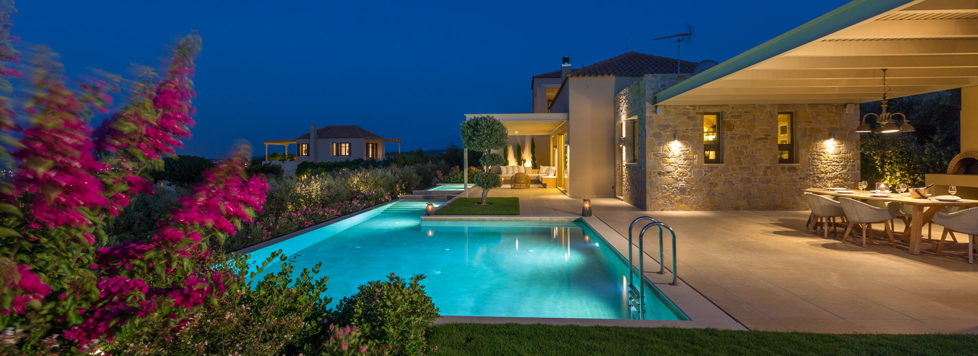 J&G Villas at Chania Greece